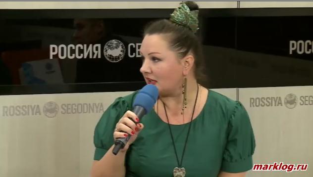 Эксперт проекта Навигатора образовательных кластеров России Жильцова Ольга