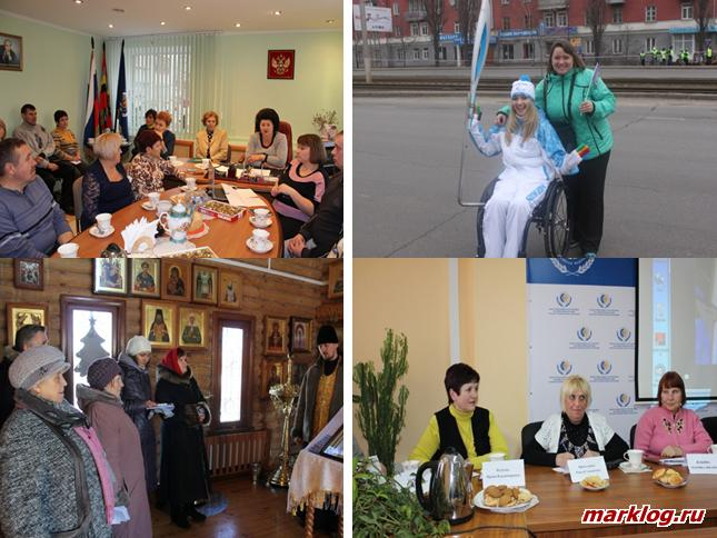 Фото с мероприятий Фонда - Клуб пострадавших   на производстве «Ковчег»