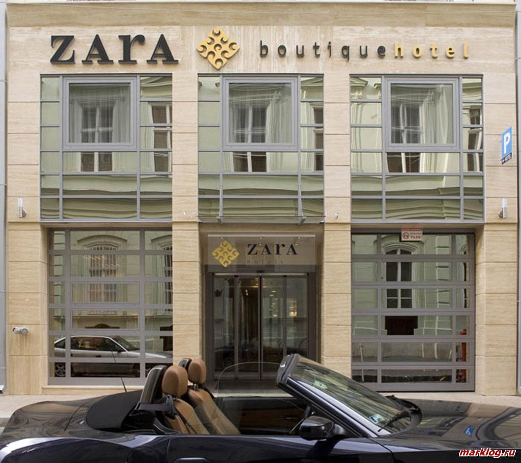 Zara бутик отель в Будапеште