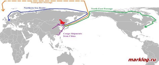 Выход провинции Хэйлунцзян к «Ледяной Шелковый путь»