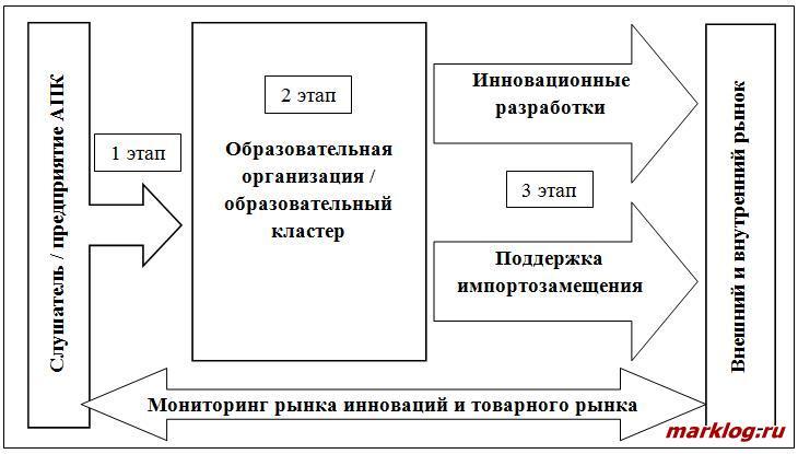 образовательный кластер