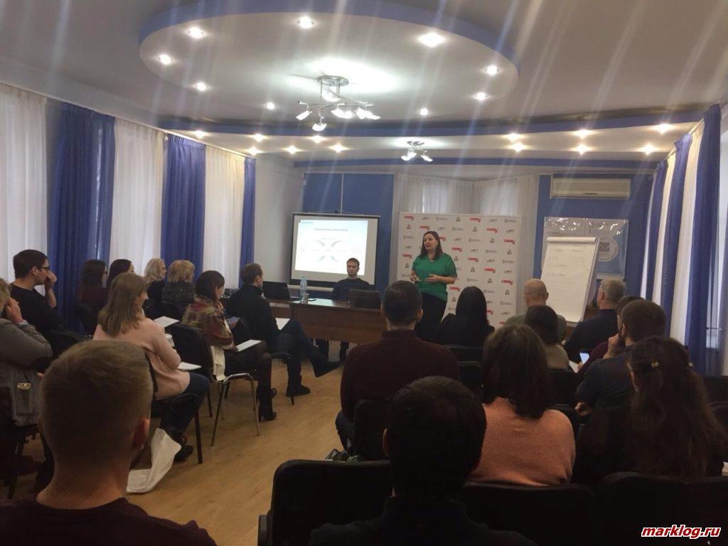 Ольга Жильцова семинар