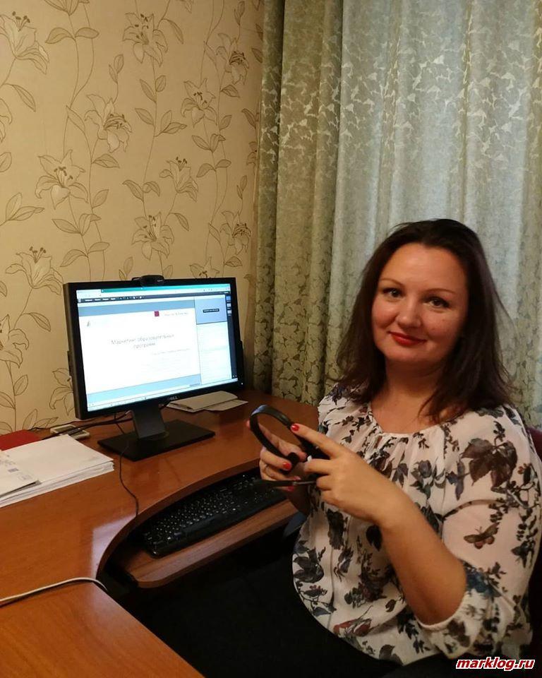 Ольга Жильцова
